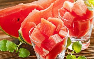 Можно ли есть арбуз при панкреатите, холецистите и цистите?