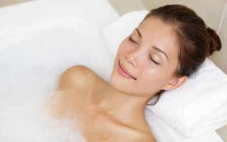 Стоит ли принимать теплую ванну при обострении цистита?