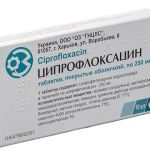 Употребление Ципрофлоксацина при цистите