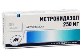 Применение Метронидазола при лечении цистита