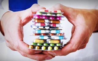 Современные уросептики для лечения органов мочевыводящей системы