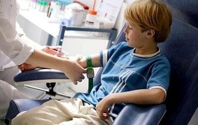 лечить детский цистит