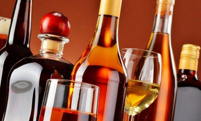 Лучше отказаться от алкогольных напитков