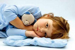 болезнь цистит у детей