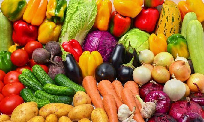 За сутки до сдачи анализа надо исключить из рациона овощи