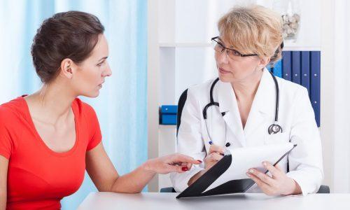 Дважды в год нужно посещать гинеколога