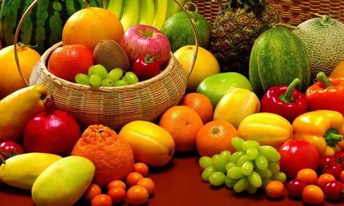 При холецистите полезно есть сладкие овощи и фрукты, они – часть диеты
