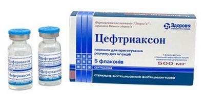 препарат цефалоспорин