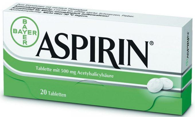 Препарат Аспирин использовать для снятия боли запрещено, так как он может вызвать кровотечение