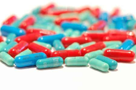 лекарство в капсулах
