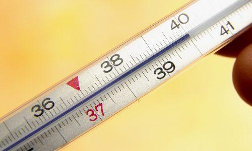 При цистите повышается температура тела