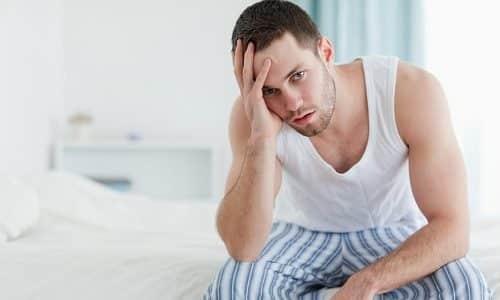 Для мужской половины населения при цистите характерны прозрачные выделения из уретры
