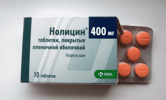 Нолицин оказывает высокоэффективное терапевтическое воздействие, но применение препарата приводит к возникновению большого количества побочных реакций организма