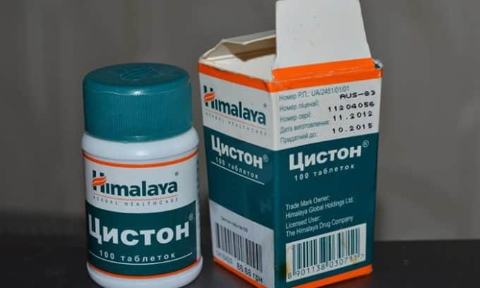 Цистон назначается для увеличения суточного диуреза, что способствует ускорению процессов выведения инфекционных агентов