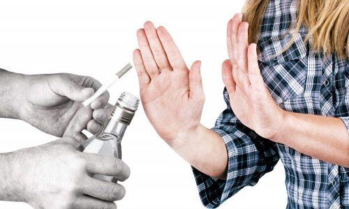 Человек должен вести здоровый образ жизни и избавиться от вредных привычек