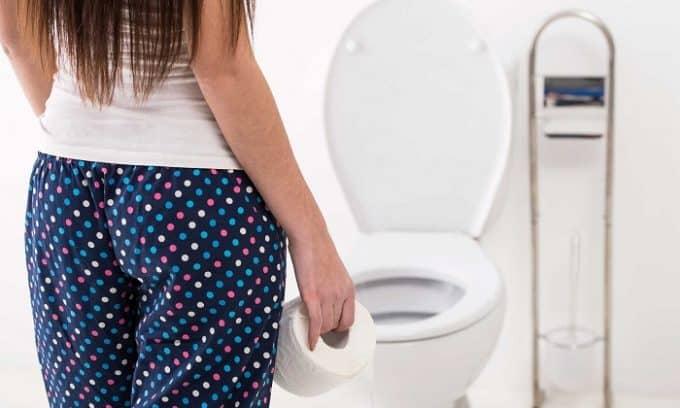 Первый признак цистита - это появление частых позывов в туалет