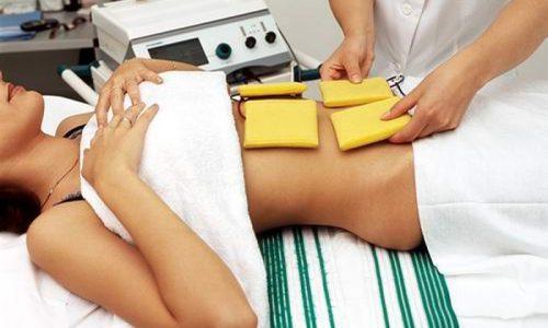Физиотерапевтические процедуры назначаются при обострениях хронического цистита