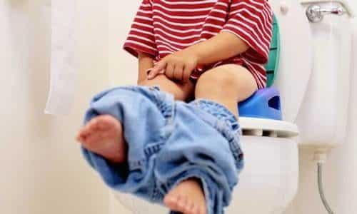 При цистите у ребенка появляются частые и ложные позывы к мочеиспусканию