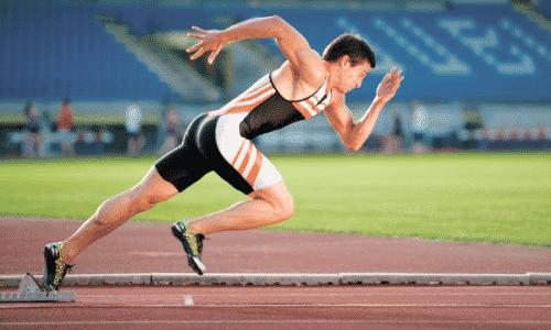 Часто оранжевую мочу можно наблюдать у профессиональных спортсменов